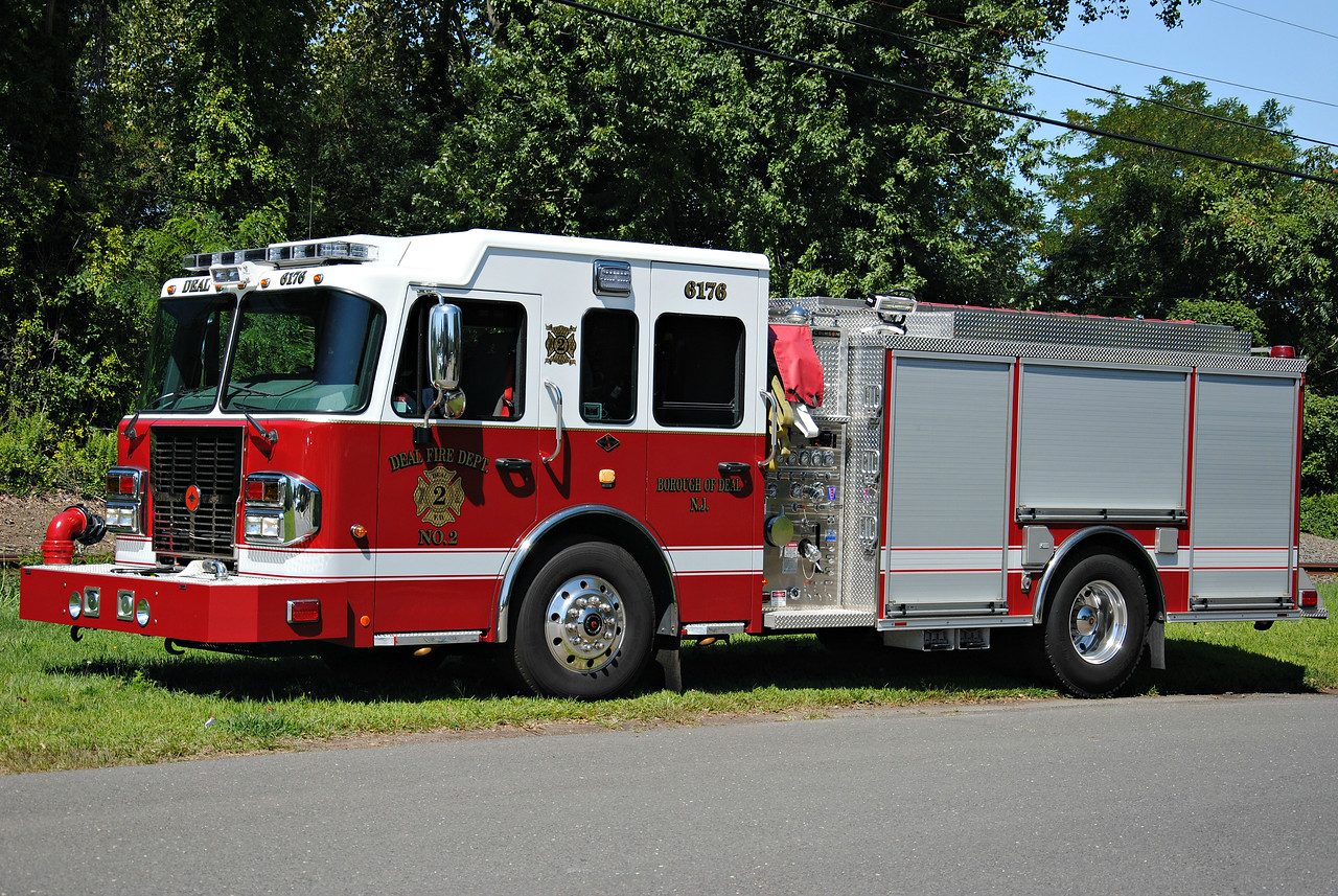 Deal Fire Company #2 Engine 61-76