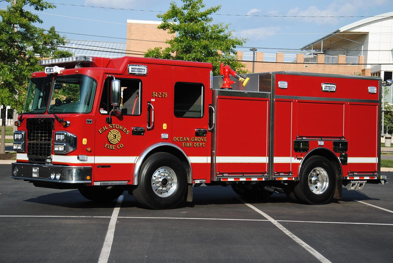 E.H Stokes Fire Compny, Ocean Grove Engine 54-2-75