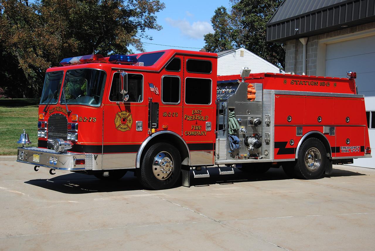 East Freehold Fire Company Engine 16-2-75