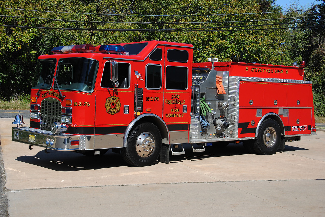 East Freehold Fire Company Engine 16-2-76