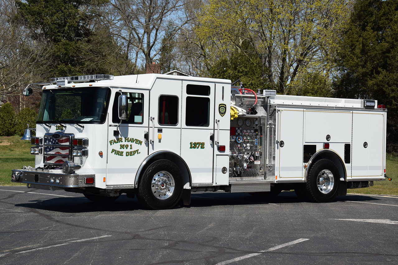 Fair Haven Fire Department Engine 13-72
