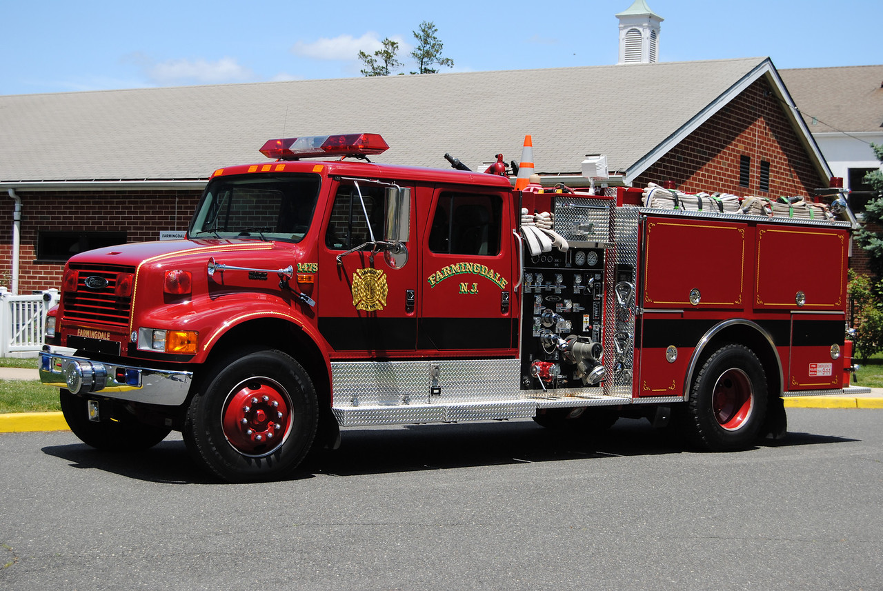 Farmingdale Fire Department #1 14-75