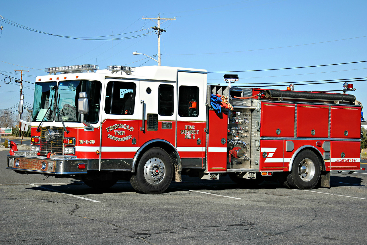 Freehold Independent Fire Company Engine 16-1-79
