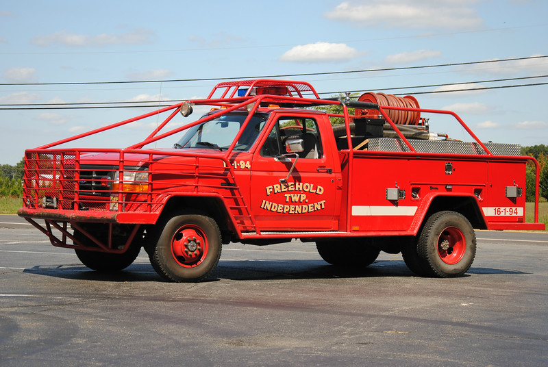 Freehold Independent Fire Company Brush 16-1-94
