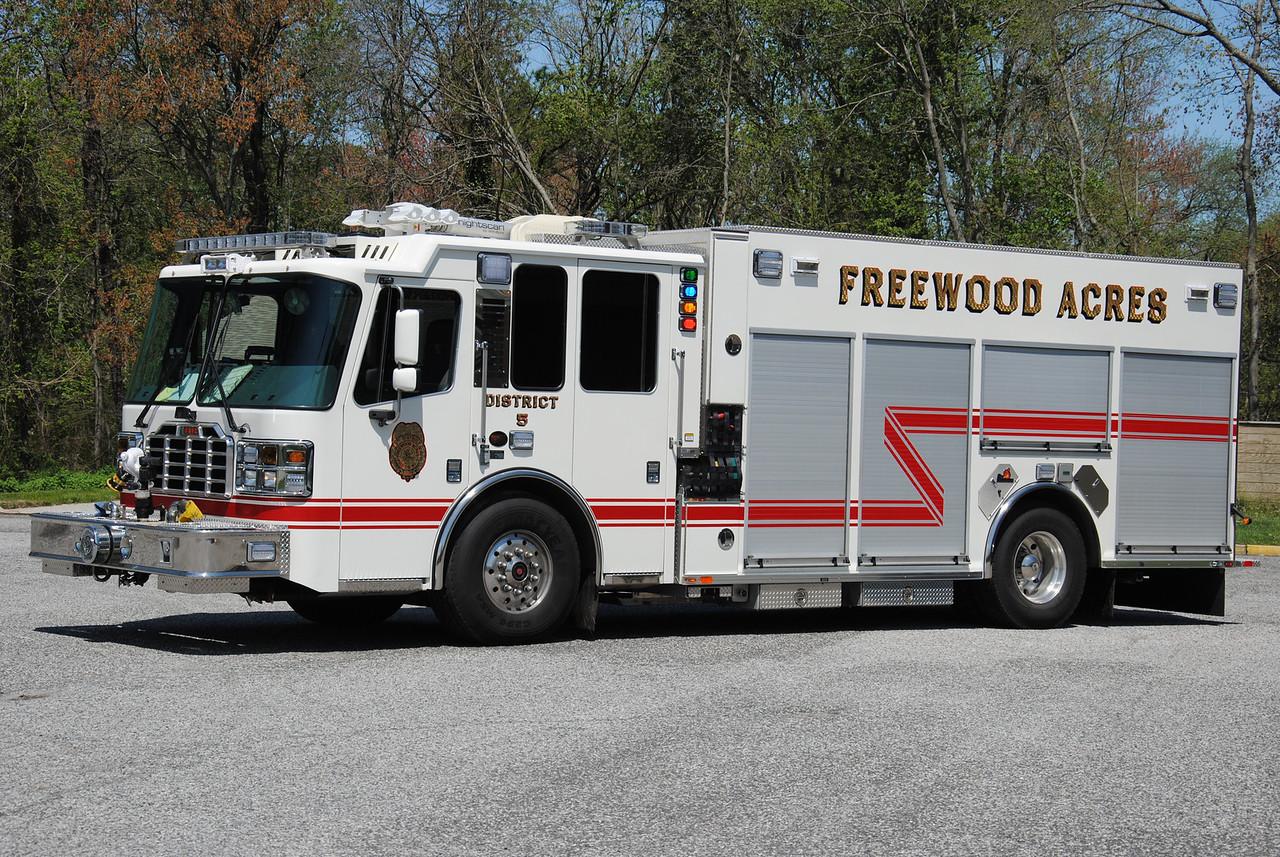 Freewood Acres Fire Company, Howell Twp Engine 19-5-78