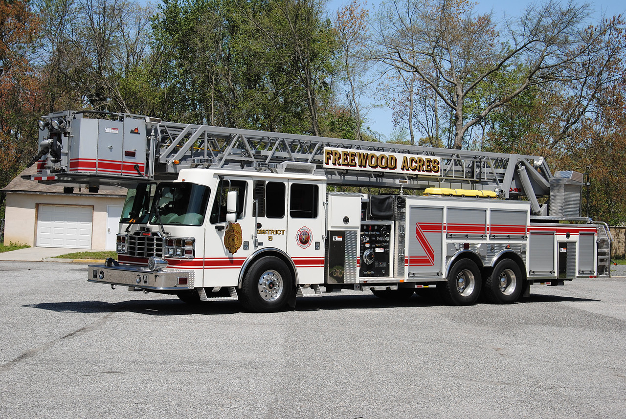 Freewood Acres Fire Company, Howell Twp Tower 19-5-90