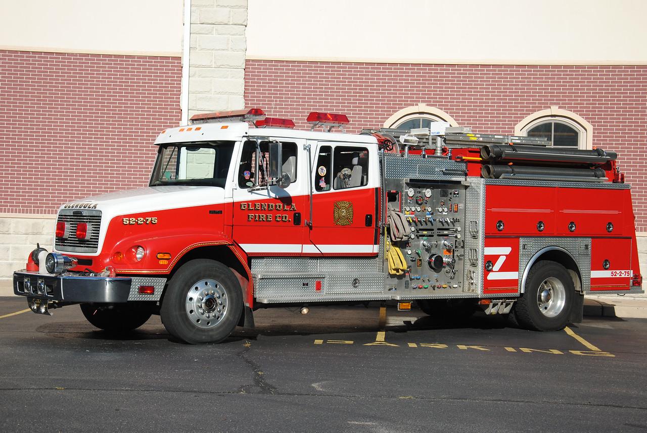 Glendola Fire Company, Wall Twp Engine 52-2-75