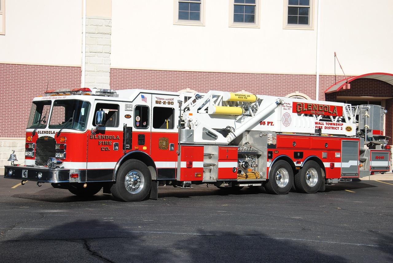 Glendola Fire Company, Wall Twp Tower 52-2-90