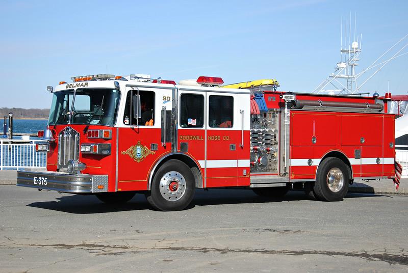 Goodwill Hose Company, Belmar Engine 87-3-75