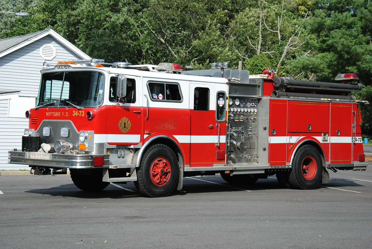 EX-Neptune Fire Deparment Reserve Engine 34-73