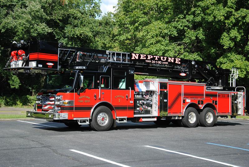 Hamilton Fire Company Tower 34-1-90