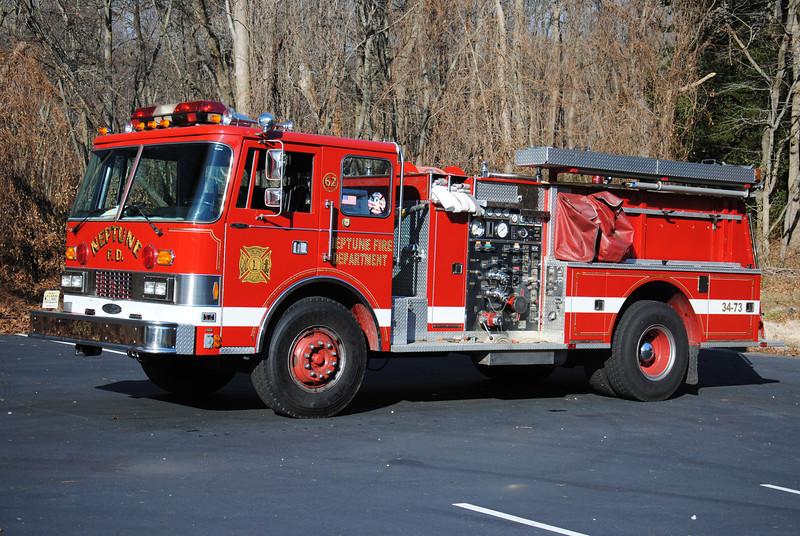 EX-Hamilton Fire Company Spare Engine 34-73