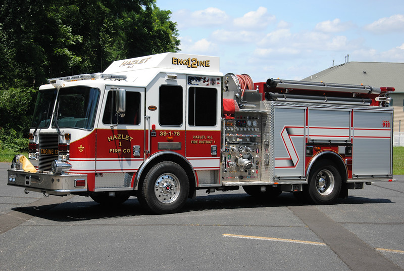 Hazlet Fire Company #1, Hazlet Engine 39-1-76