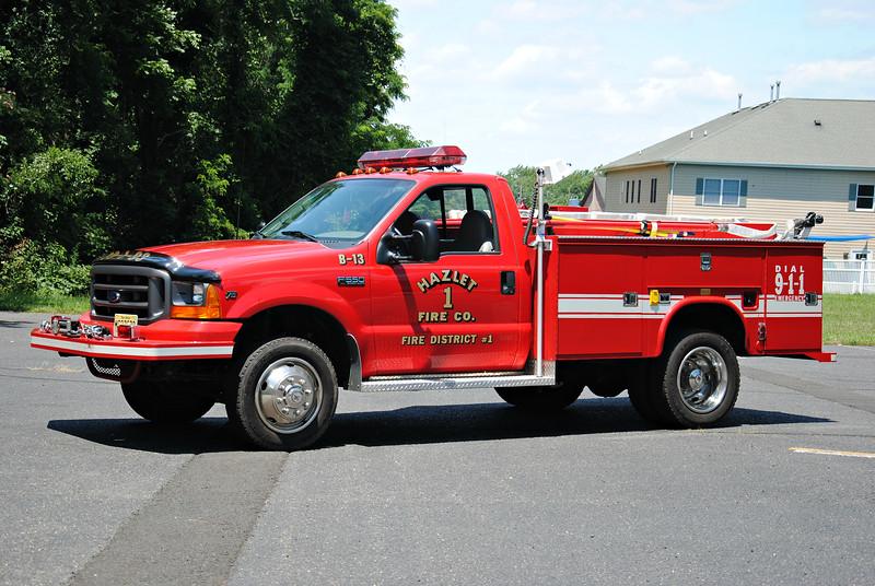 Hazlet Fire Company #1, Hazlet Brush 39-1-93
