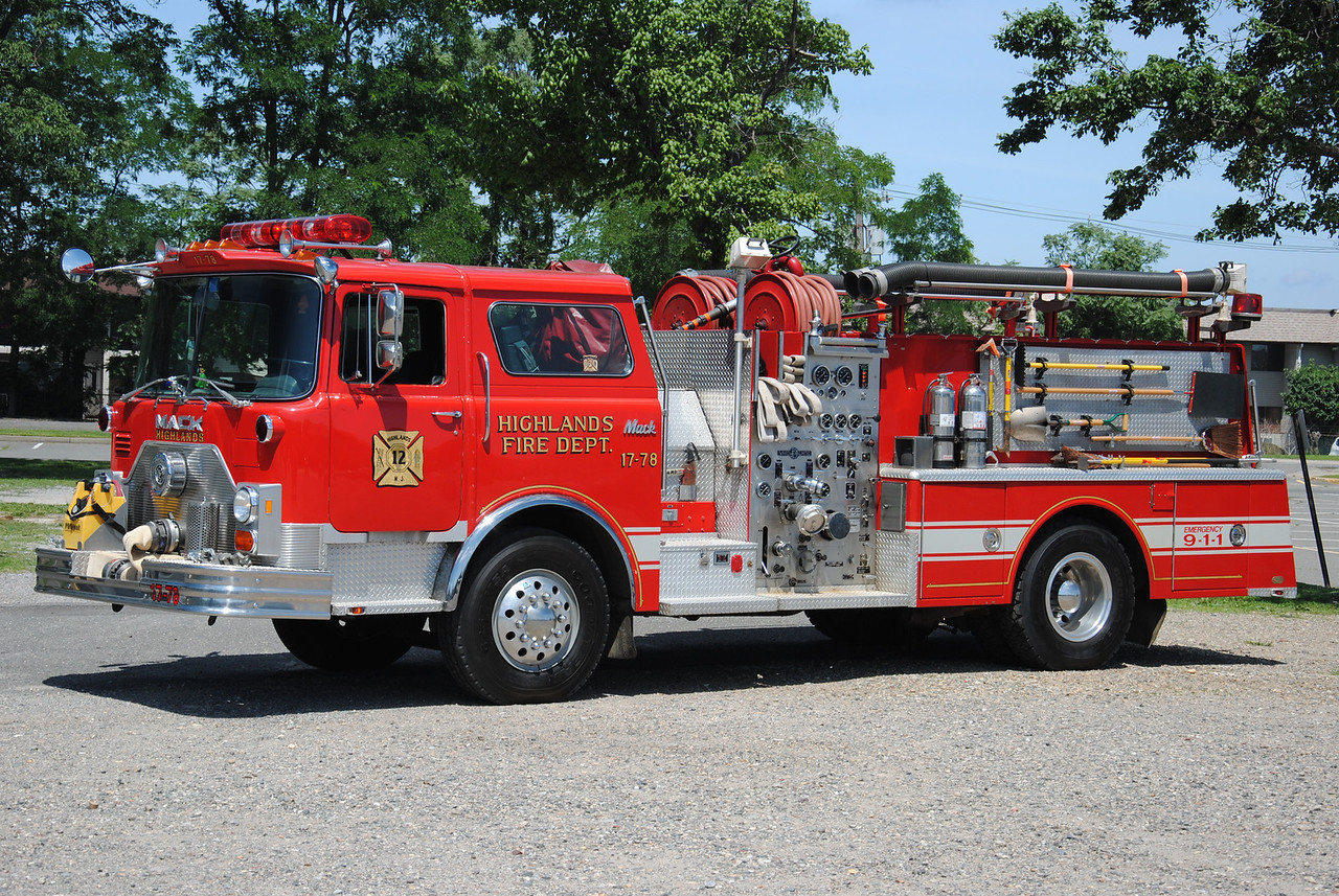 Highlands Fire Company, Highlands Engine 17-78