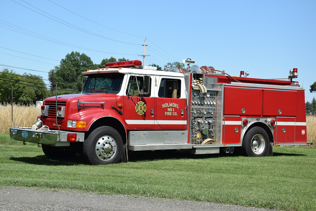 Holmdel Fire Company #1 Engine 18-75