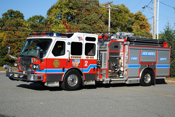 Holmdel Fire Company #2 Station 18-2