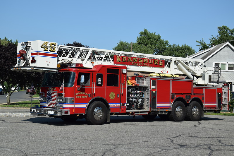Keansburg Fire Company #1 Tower 21-1-90