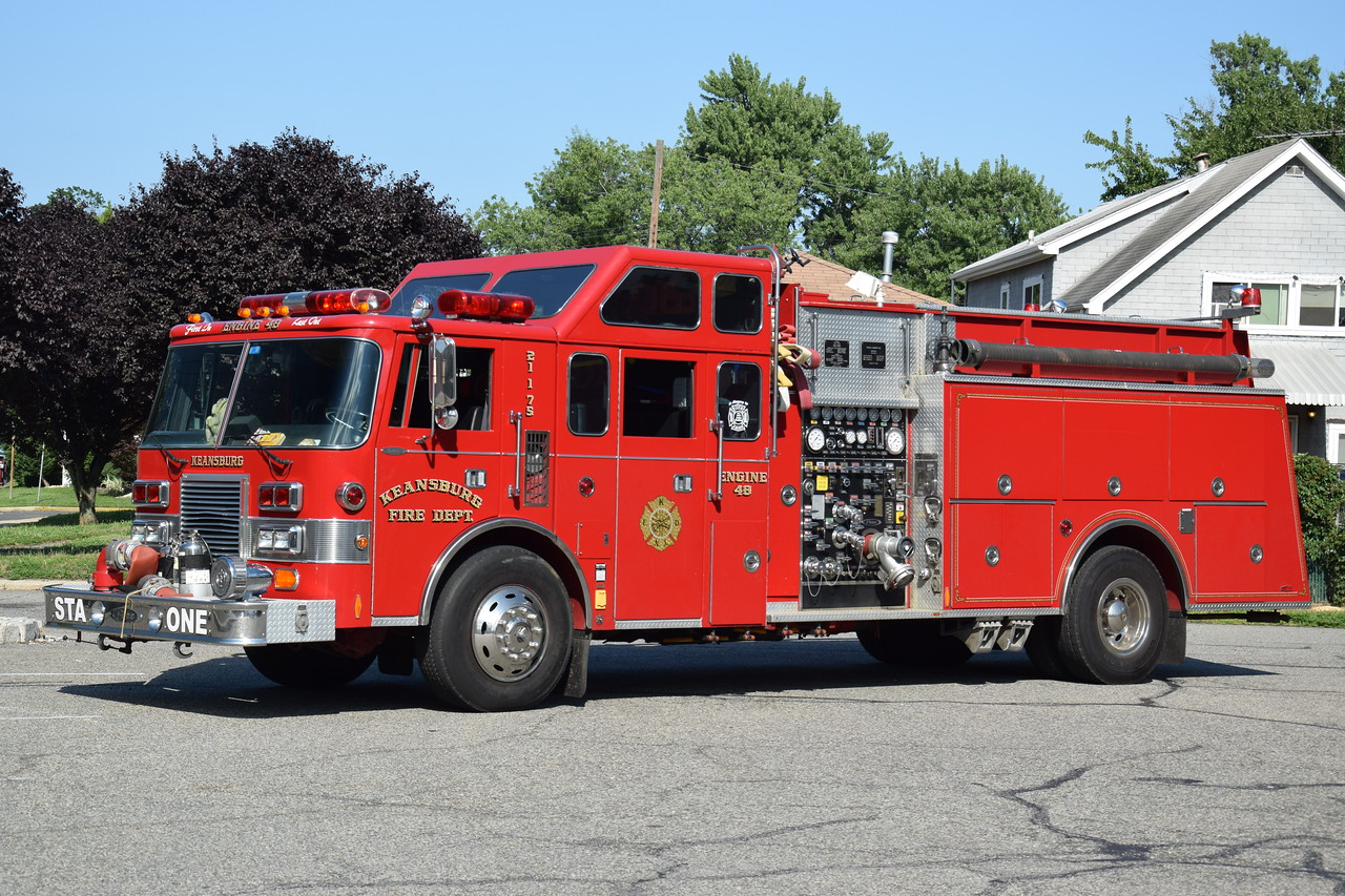 Keansburg Fire Company #1 Engine 21-1-75