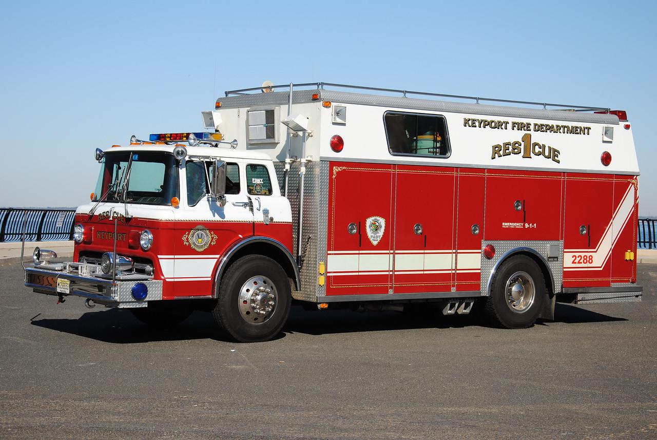 Rescue Company #1, Keyport Rescue 22-2-88