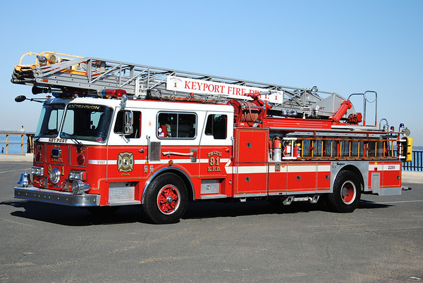 Keyport Fire Department District 22