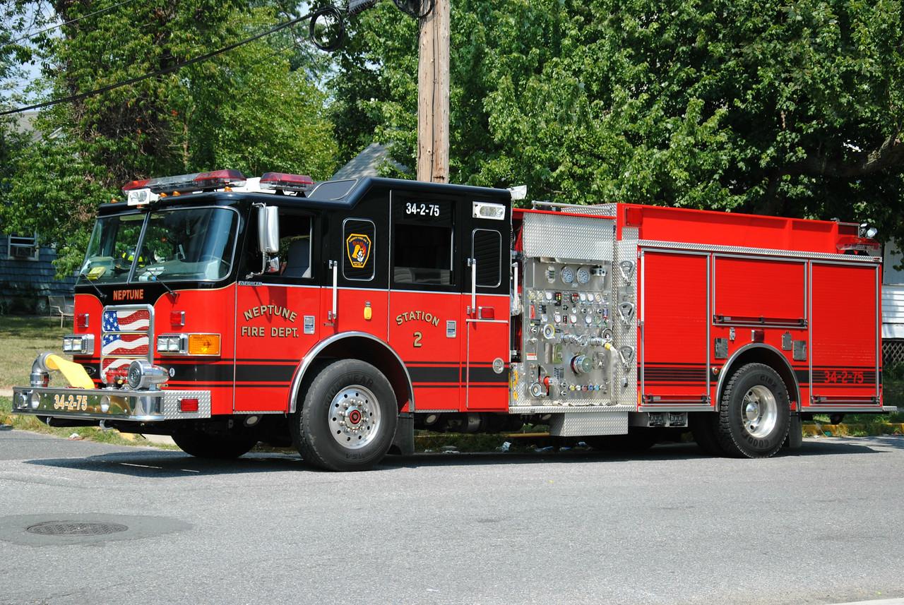 Liberty Fire Company Engine 34-2-75