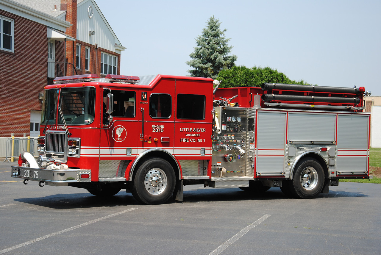 Little Silver Fire Company Engine 2375