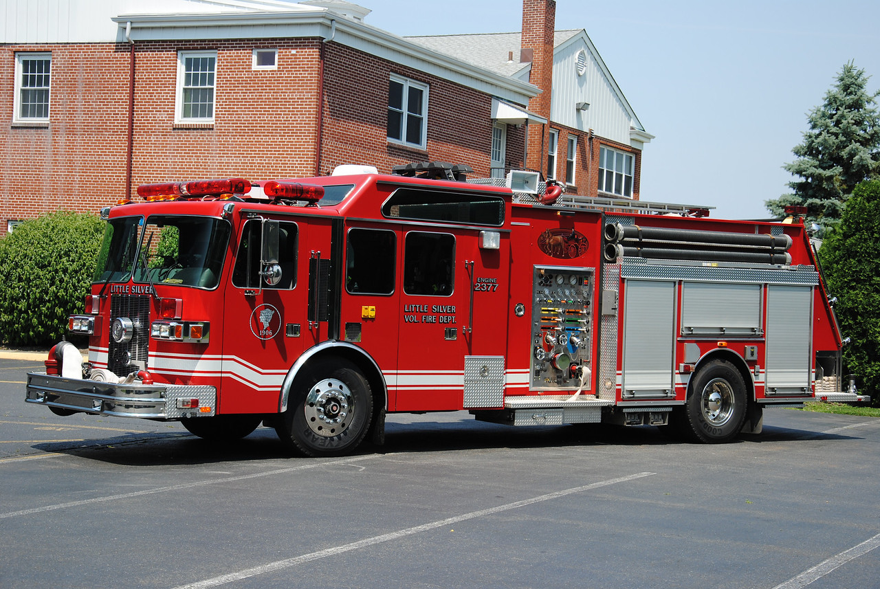 Little Silver Fire Company Engine 2377