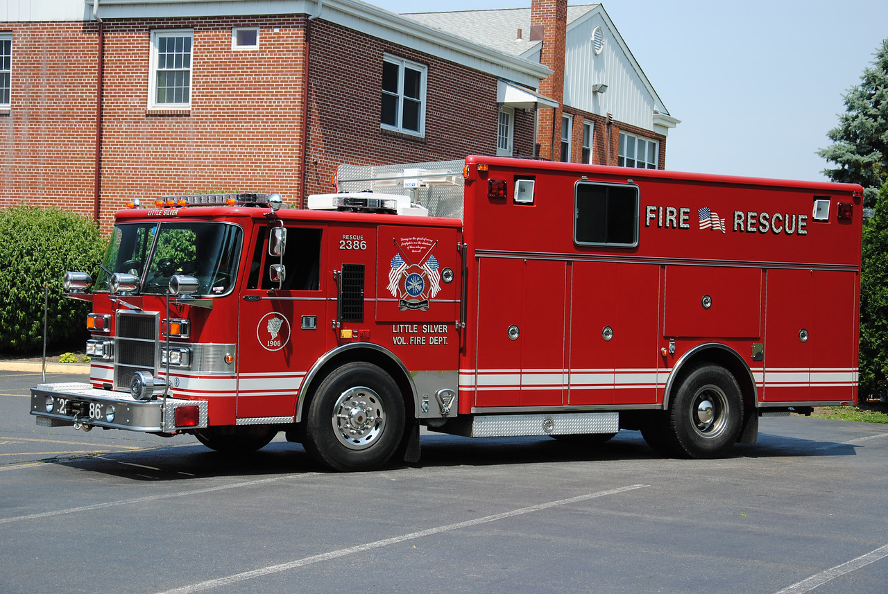 Little Silver Fire Company Rescue 2386