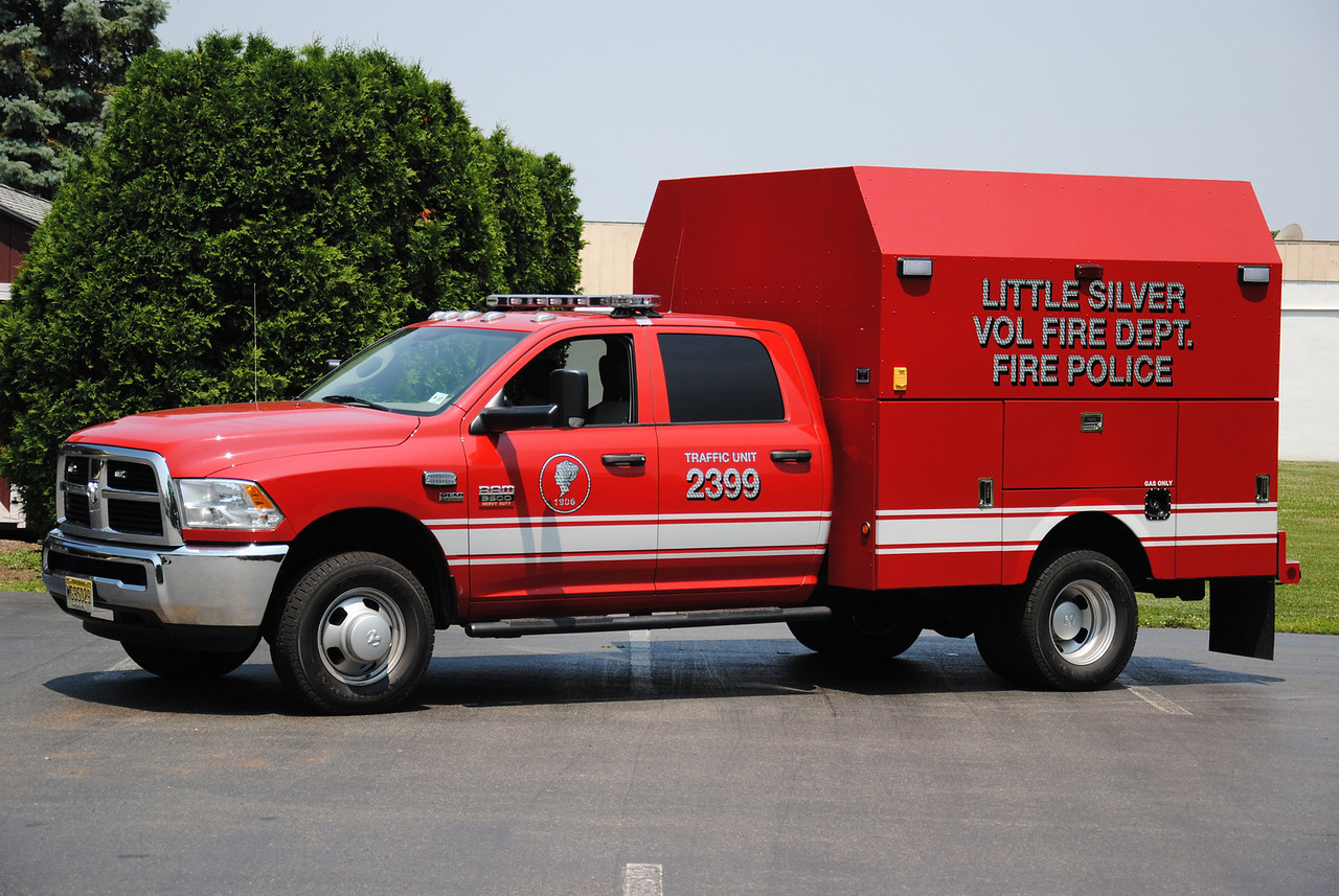 Little Silver Fire Company Fire Police 2399