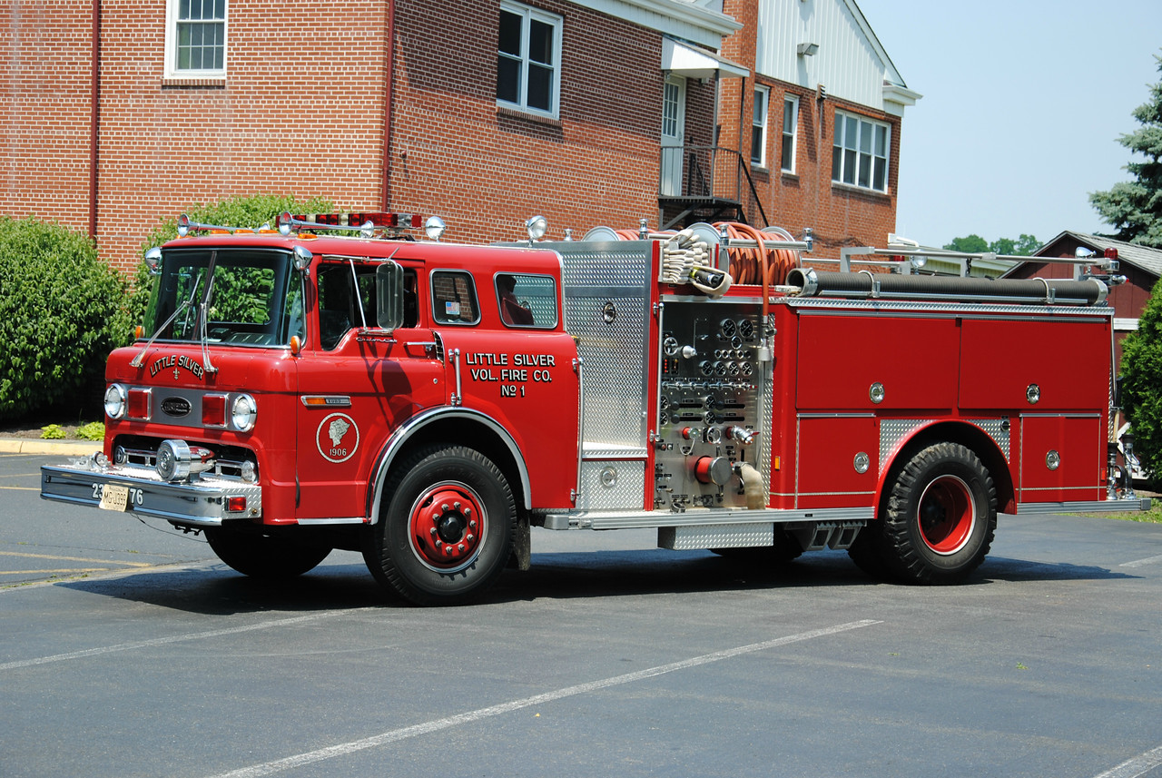 Little Silver Fire Company Engine 2376