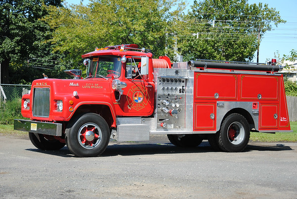 Long Branch Fire Department District 25