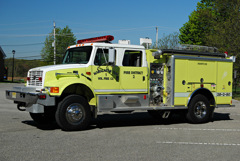 Manalapan Twp Fire Company #1 Engine-Rescue 26-2-80