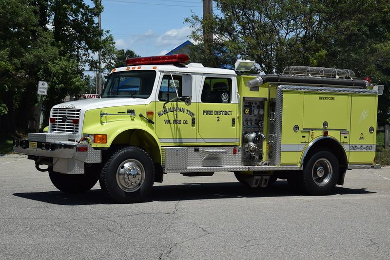 Manalapan Twp Fire Company #1 Engine 26-2-80