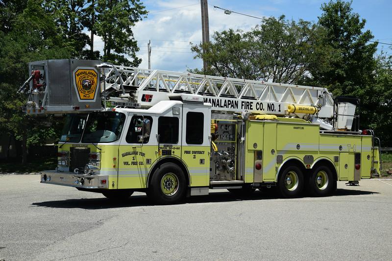 Manalapan Twp Fire Company #1 Tower 26-2-90