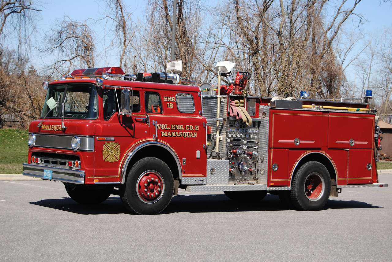 Volunteer Engine Company #2, Manasquan Engine 27-2-82