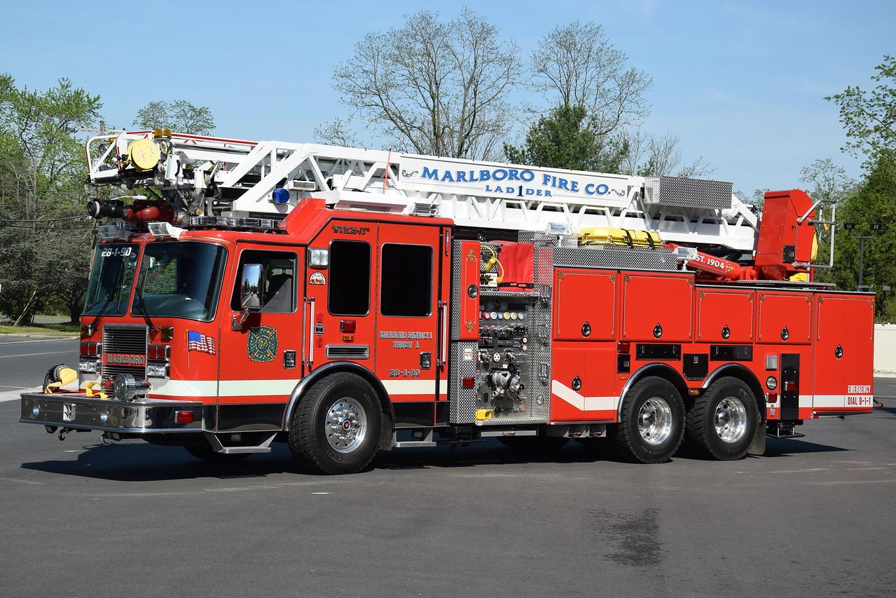 Marlboro Fire Company #1 Ladder 28-1-90