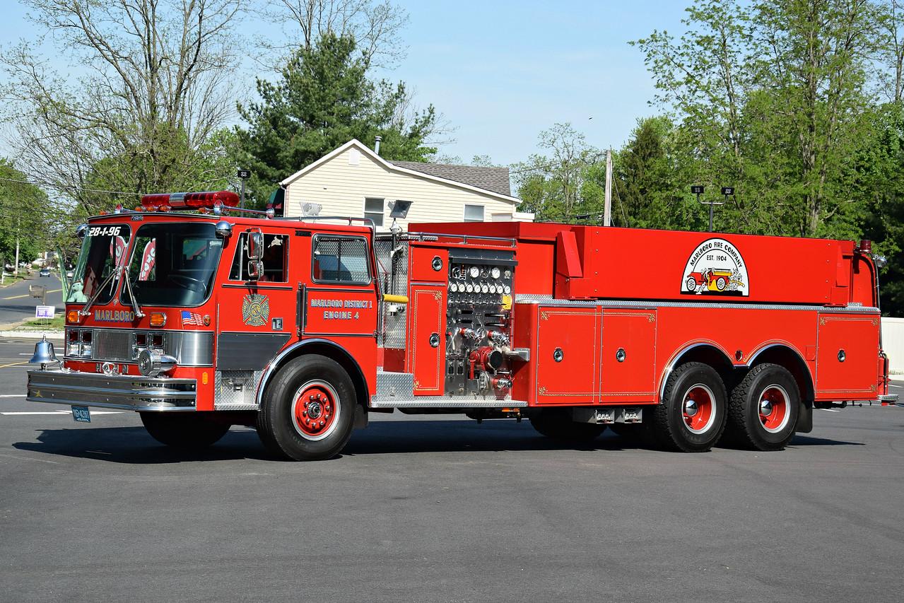 Marlboro Fire Company #1 Tanker 28-1-96