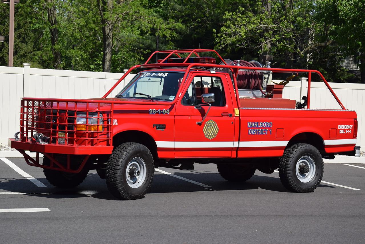 Marlboro Fire Company #1 Brush 28-1-94