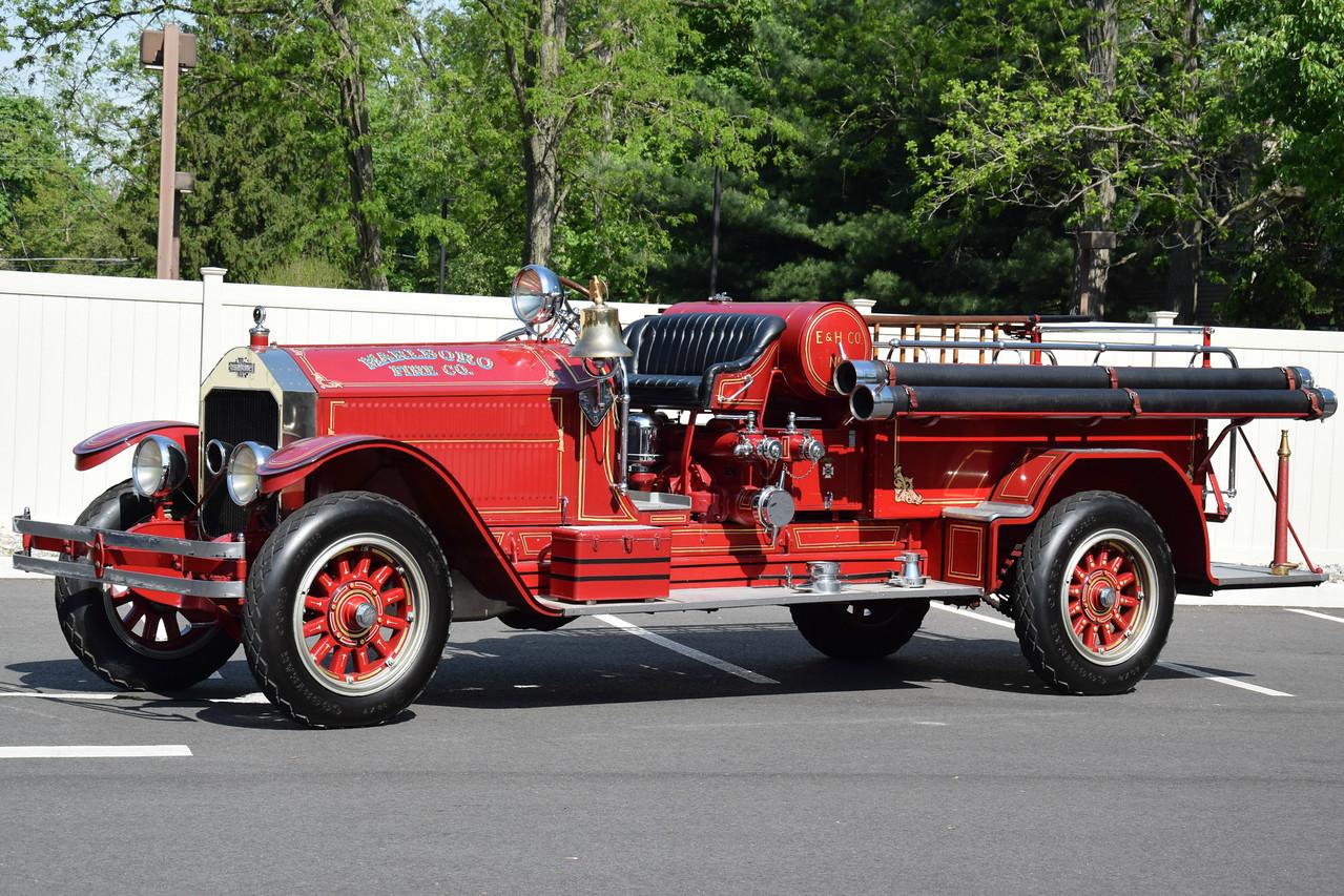 Marlboro Fire Company #1 Antique Engine