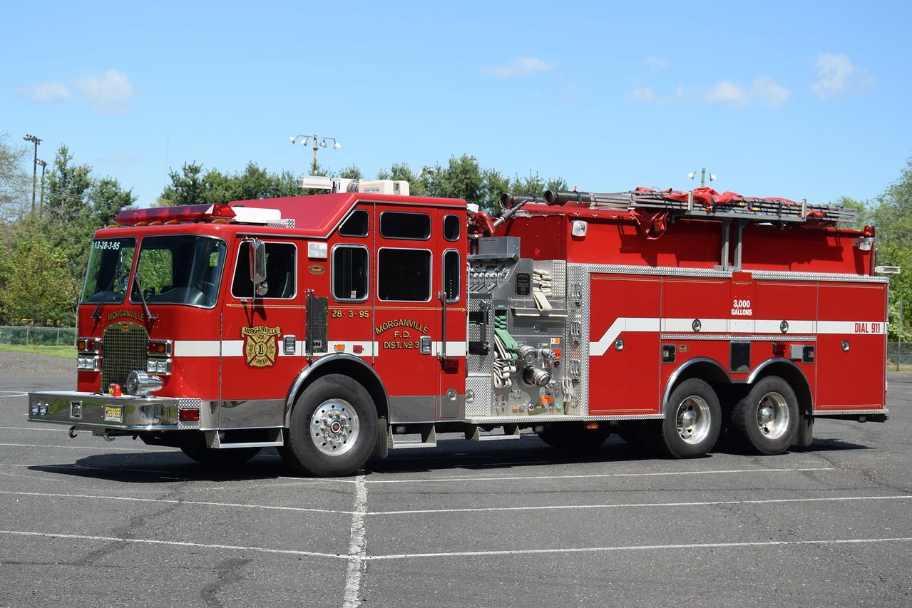 Morganville Fire Company Engine-Tanker 28-3-95
