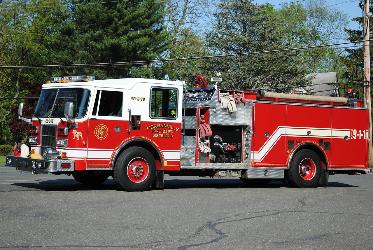Morganville Fire Department Engine 28-3-75