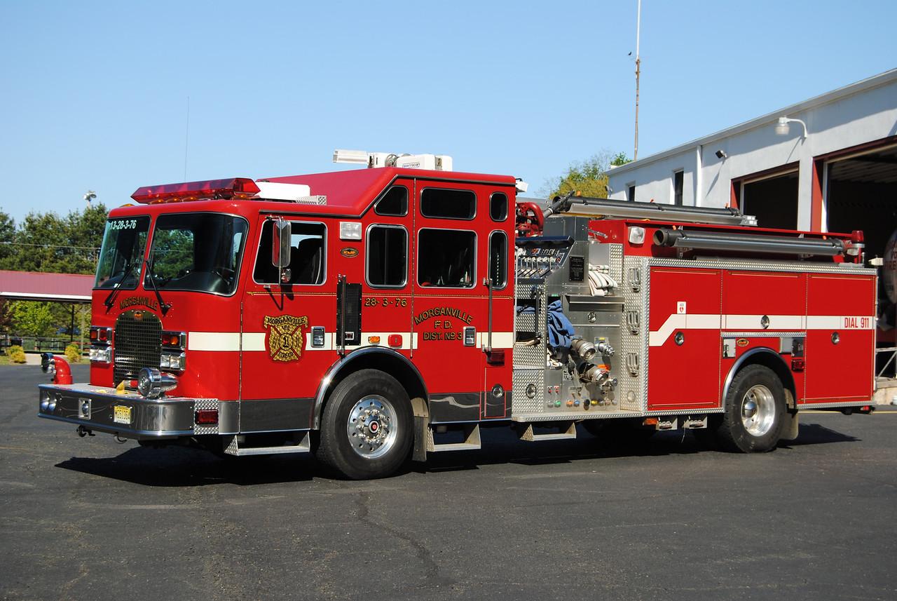 Morganville District #3, Marlboro Twp Engine 28-3-76