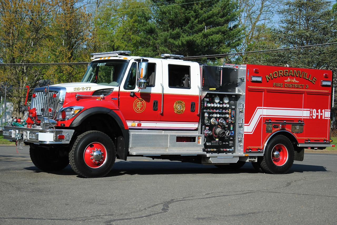 Morganville Fire Department, Marlboro Engine 28-3-77