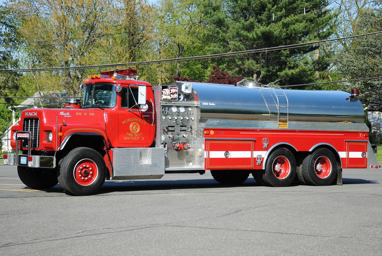 Morganville Fire Department Tanker 28-3-96