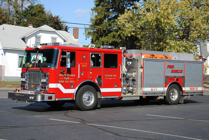 Middletown Twp Fire Company #1, Middletown Engine 182