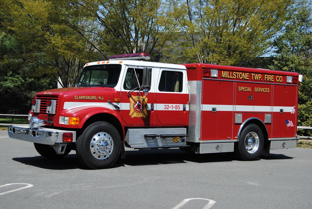 Millstone Twp Fire Company Rescue 32-85