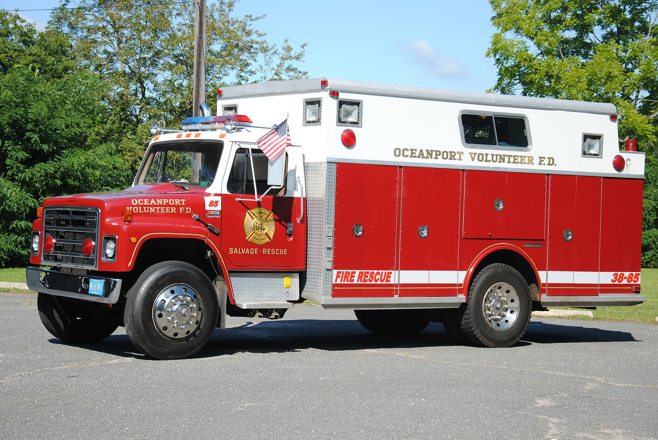 Oceanport H&L, Oceanport Rescue 38-1-85