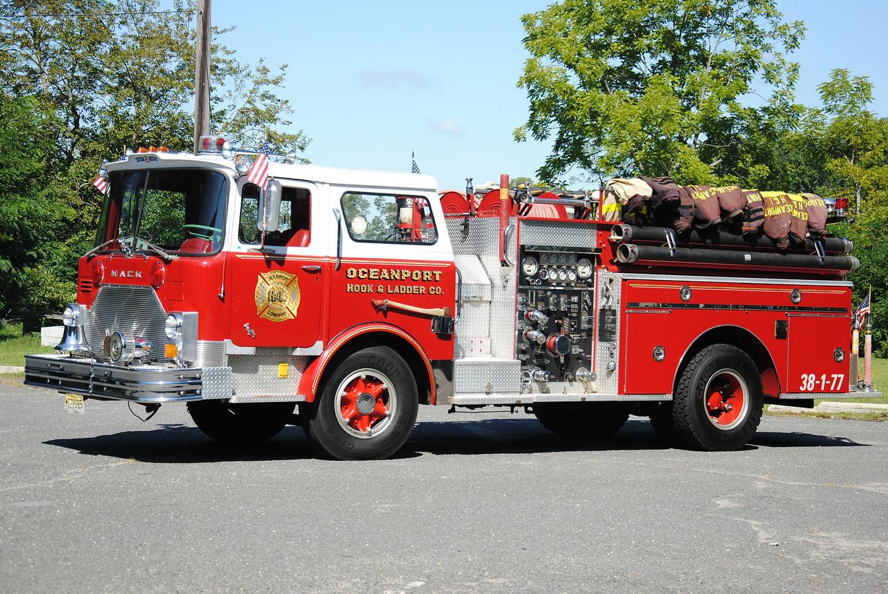 Oceanport H&L, Oceanport Antique Engine 38-1-77