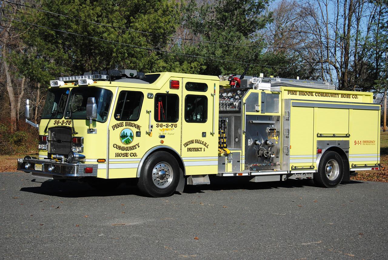 Pine Brook Community Hose Company, Tinton Falls Engine 36-3-76